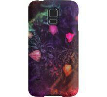 Bright Garland of flowers Samsung Galaxy Case/Skin