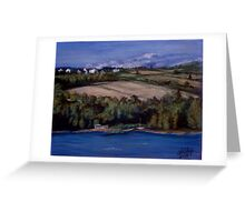 Along the St. Lawrence Greeting Card