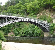 Craigellachie Bridge by Tom Gomez