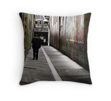 Union Lane Melbourne Two Throw Pillow