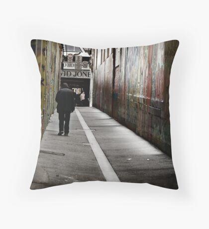 Union Lane Melbourne Two Throw Pillow