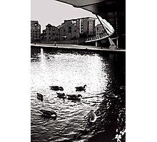 Castlefield Photographic Print