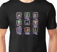 Megabat Asylum Unisex T-Shirt