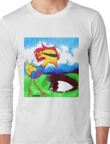 Super Bird Long Sleeve T-Shirt