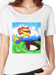 Super Bird Women's Relaxed Fit T-Shirt