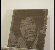 jimi Hendrix  by TheDukeProject