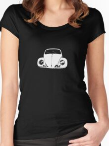 1967 VW Beetle Women's Fitted Scoop T-Shirt