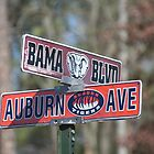 Alabama Cross Roads by Underthebamasky