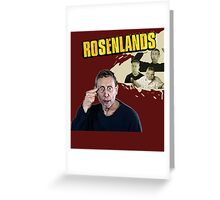 Rosenlands Greeting Card