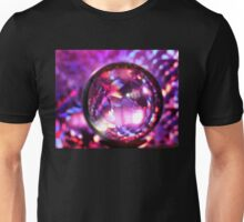 Crystal Ball Future Unisex T-Shirt