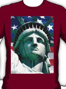 Statue of Liberty, New York, USA T-Shirt