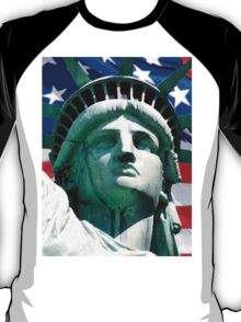 Statue of Liberty, New York, USA T-Shirt
