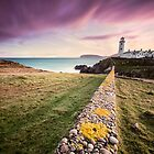 the Fanad Head Lighthouse by christian richter
