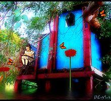 Paraíso by Daniela M. Casalla