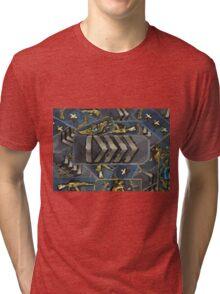 Rankmash Silver elite Tri-blend T-Shirt