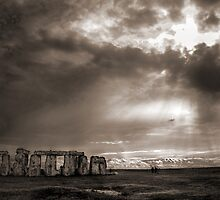Stonehenge by David Elliott