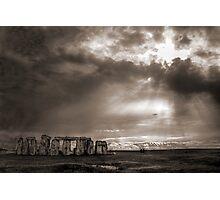 Stonehenge Photographic Print