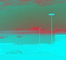 Mist Of Blue by Cheyenne