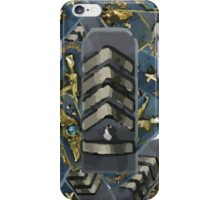 Rankmash Silver elite master iPhone Case/Skin
