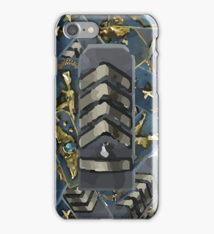 Rankmash Silver elite master iPhone Case/Skin