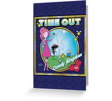 Time Out: Candy Kingdom Greeting Card