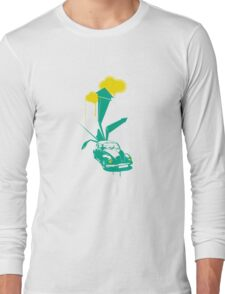 On My Way to Anywhere Long Sleeve T-Shirt