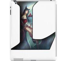 League of Legends - L - Ahri iPad Case/Skin