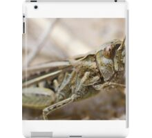 Grasshopper Macro iPad Case/Skin