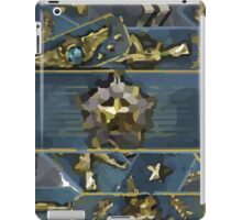 Rankmash Distinguished master guardian iPad Case/Skin