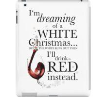 Alcohol Christmas iPad Case/Skin