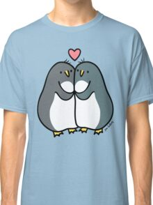 Penguin Love  Classic T-Shirt