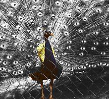 Cock Of The Walk by Al Bourassa