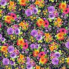 Summer flowers by vasylissa