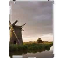 Windmill in Norfolk #1 iPad Case/Skin