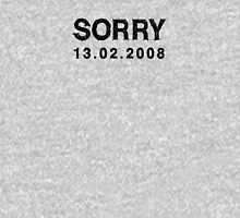 SORRY - AT LAST Long Sleeve T-Shirt