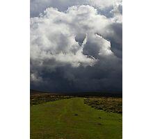 Moody Moors Photographic Print
