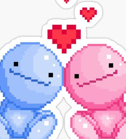 Nohohon in love Sticker