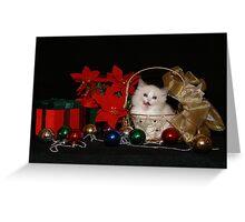 Christmas Goodies Greeting Card