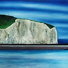 white cliffs of dover by Ben Pateman