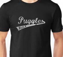 Puggles Rule Unisex T-Shirt