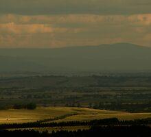 Mt. Gisborne #1 by Richard Neath