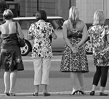 Quatre Femmes by LozengePhotoArt