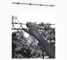 """Security or Imprisonment""  by Sandra Chung"