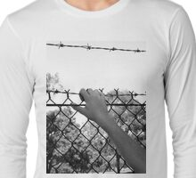 """""""Security or Imprisonment""""  Long Sleeve T-Shirt"""