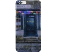 Christmas Post Office iPhone Case/Skin