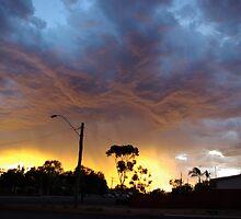 Storm Set by Daniel Fitzgerald