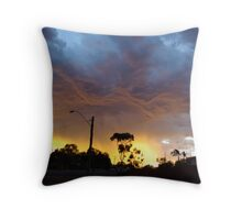 Storm Set Throw Pillow