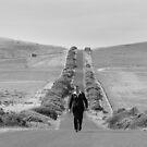 Walking towards Forever by Simon Hodgson