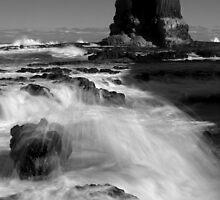 Mitre Cape Schank by Pierre
