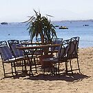 Hurghada Beach by jeanemm
